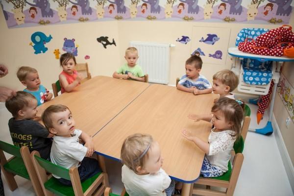 Klub małego dziecka